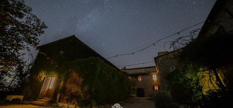 """San Lorenzo della Rabatta a Perugia è certificato tra """"I cieli più belli d'Italia"""""""