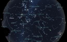 Il cielo di marzo 2021: costellazioni, oggetti ed eventi astronomici principali