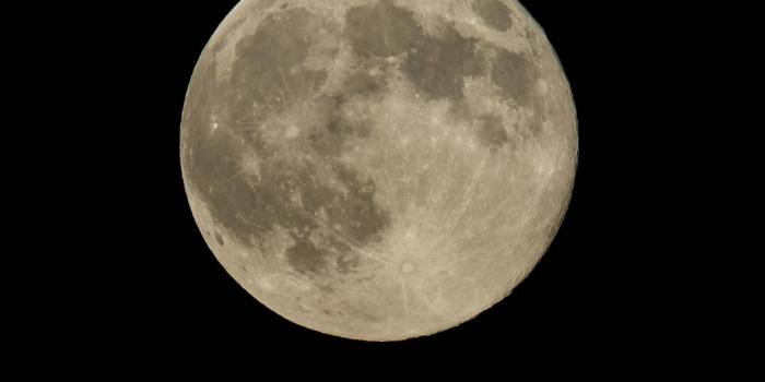 Supermoon - Copyright NASA/Bill Ingalls
