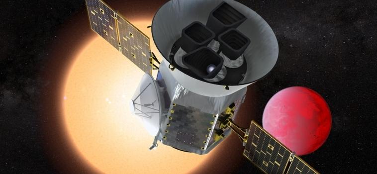 Esopianeti, tre nuovi mondi scoperti dal satellite TESS
