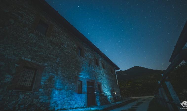 """Tancia Hostel House ottiene la certificazione """"I cieli più belli d'Italia"""""""