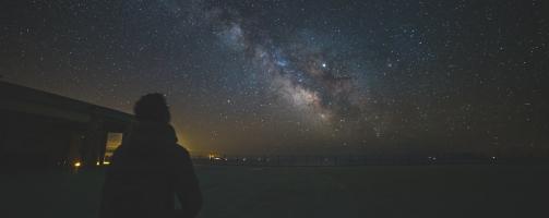 Ripartiamo dal cielo stellato