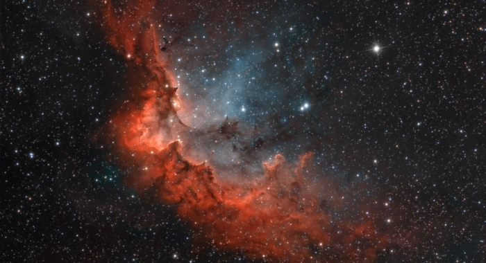NGC 7380 - La Nebulosa Mago