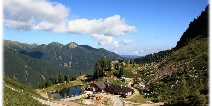 Trentino Alto Adige - Passo Manghen, Telve-Molina di Fiemme (TN)