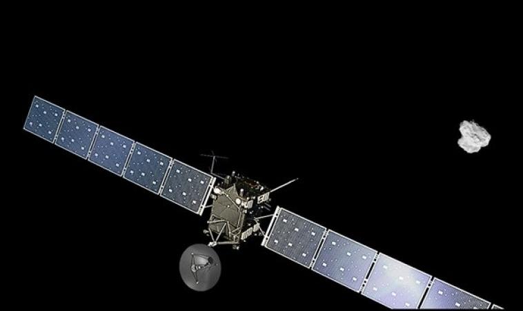 Missione Rosetta: guarda in diretta video il primo sbarco su una Cometa!