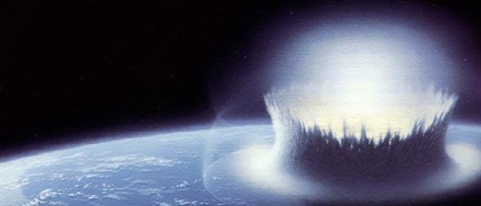 Una foto di un Asteroide Killer