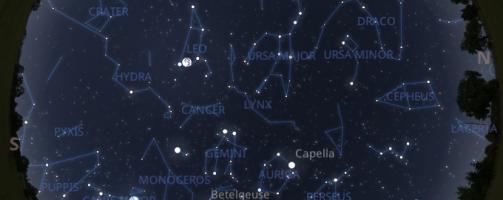 Cosa vedere nel cielo di febbraio: gli appuntamenti astronomici del mese