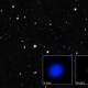 Scoperto un buco nero nascosto alle origini dell'Universo