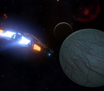 Viaggio nel Cosmo 3D e VR
