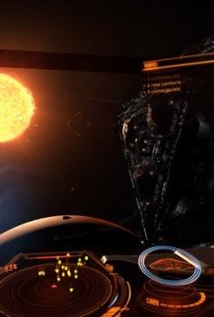 Elite Dangerous - Screenshot Videogame