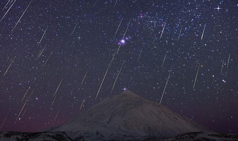 Stelle cadenti di dicembre: come osservare le Geminidi