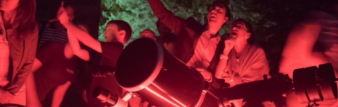 Arrivano le Grigliate Astronomiche 2018: e si dorme sotto le stelle!