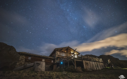 """Il Rifugio Mont Fallère tra """"I cieli più belli d'Italia"""""""