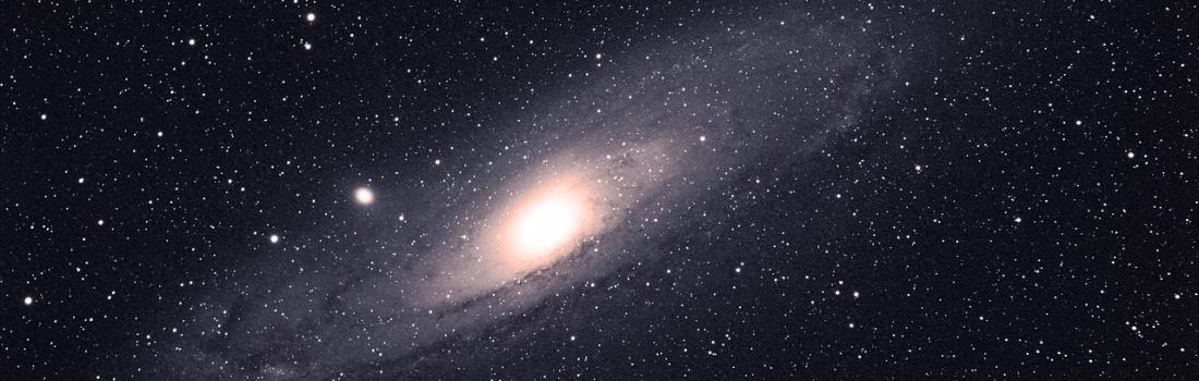 Riflettori su M31, la Galassia di Andromeda, visibile anche ad occhio nudo
