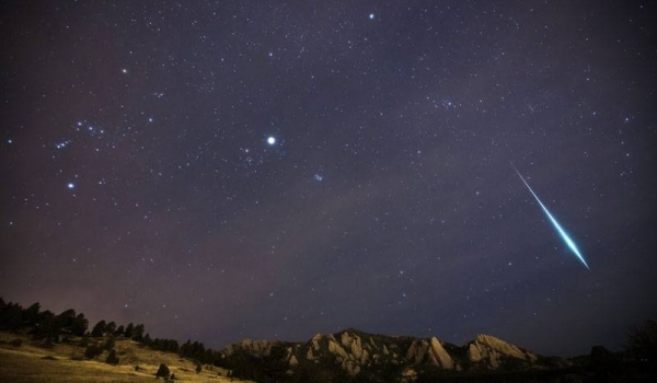 Meteore Geminidi, stelle cadenti di dicembre