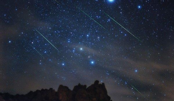Meteore Liridi (cometa Tatcher)
