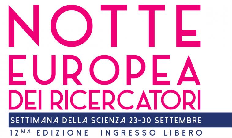 Dal 18 settembre aperte le iscrizioni per la Notte Europea dei Ricercatori