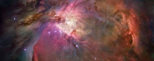 Come e quando vedere M42, la nebulosa di Orione