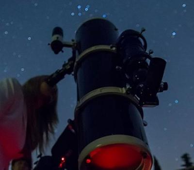 Osservazione delle Stelle con i Telescopi