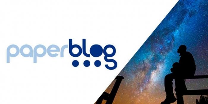 Paperblog parla di Astronomitaly - La Rete del Turismo Astronomico, Astroturismo e Viaggi astronomici