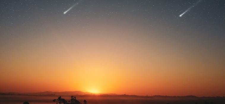 """Orionidi, alla scoperta delle """"stelle cadenti"""" d'autunno"""