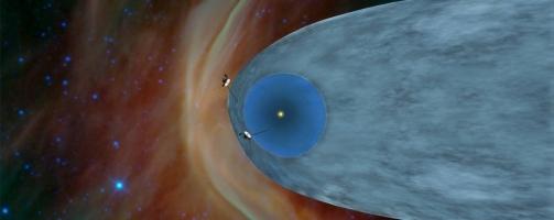 Sonda Voyager 2: primi dati dallo spazio interstellare