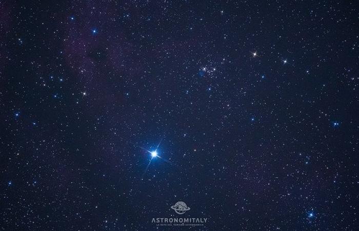 proposta di matrimonio sotto le stelle