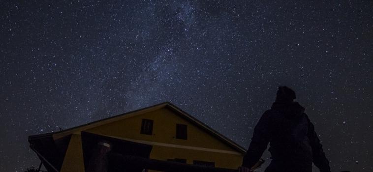 Dove osservare le stelle a Teramo: Rifugio Prato Selva 2.0