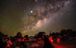 Astroturismo: dove osservare le stelle in Oceania