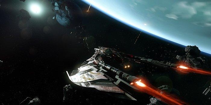 Videogame Star Citizen
