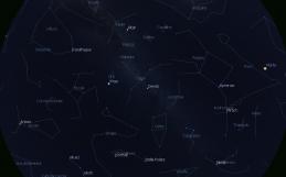 Il cielo di agosto 2020: meteore, pianeti e molto altro!