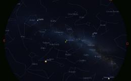 Guida al cielo di ottobre 2020: pianeti, stelle cadenti e molto altro!