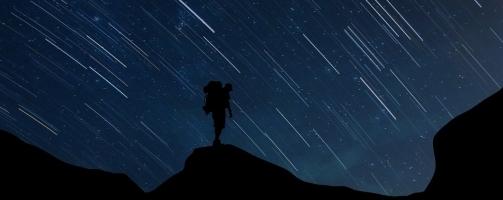 Come osservare le Ursidi, ultimo sciame meteorico dell'anno!