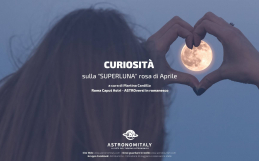 Curiosità sulla Superluna Rosa di Aprile