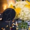 Tavolo del matrimonio a tema stelle e costellazioni