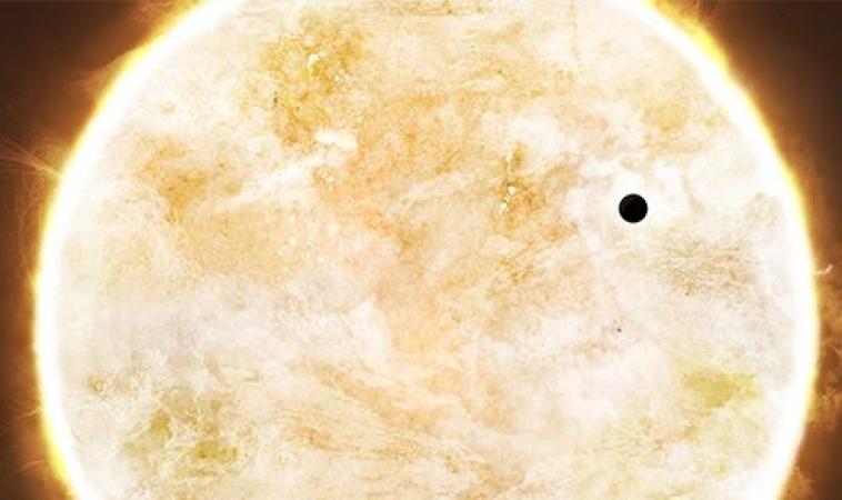 Transito di Mercurio in Diretta – 9 Maggio 2016